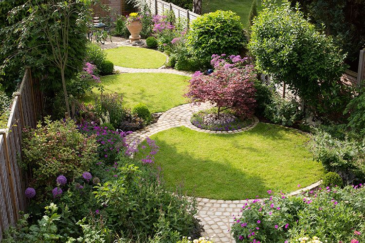The List House and Garden GARDEN Pinterest Gardens House