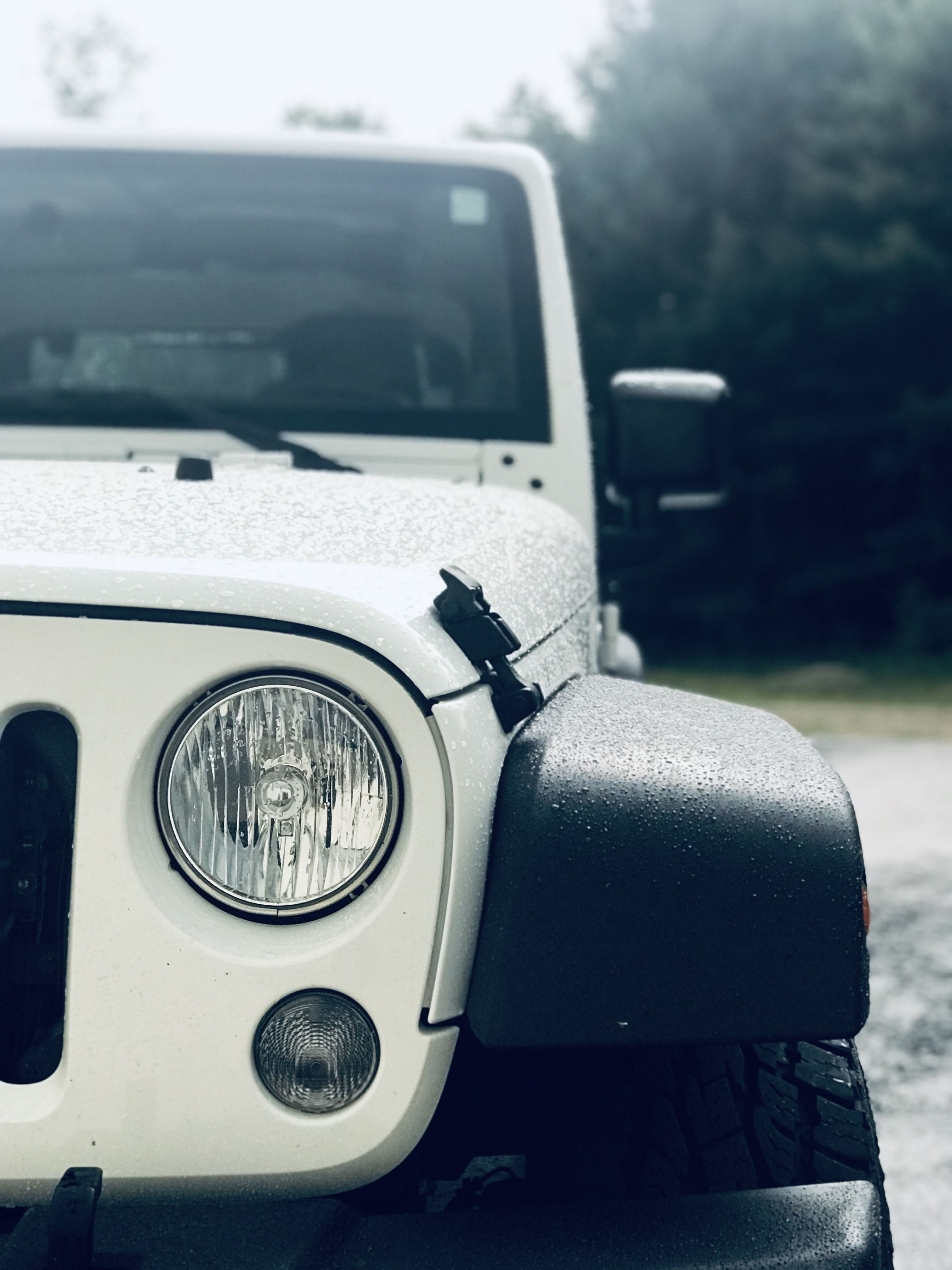 Jeep Wrangler Jeep White Jeep Wrangler White Jeep