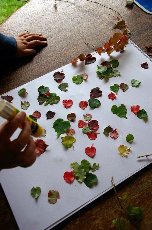 4 Diy Autumn Home Decor Craft Ideas Using Leaves Ideas For The