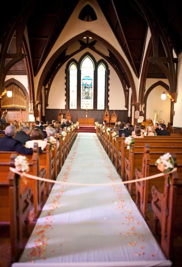 UVA Chapel Wedding By Aaron Watson Photography