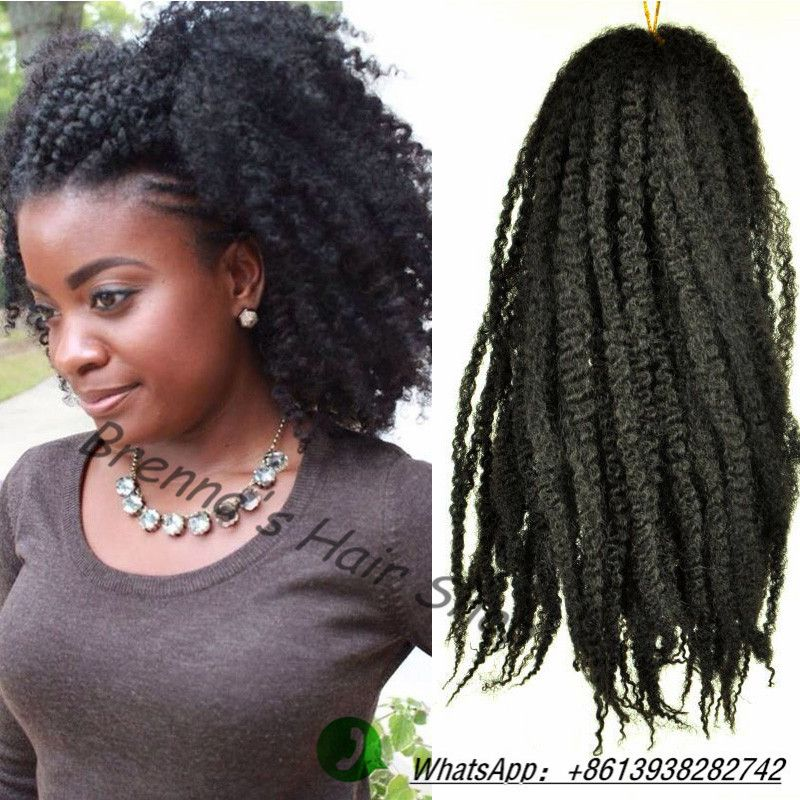 Pin By Gracie On Afro Kinky Marley Hair | Pinterest | Kanekalon Braiding Hair Ombre And Crochet ...