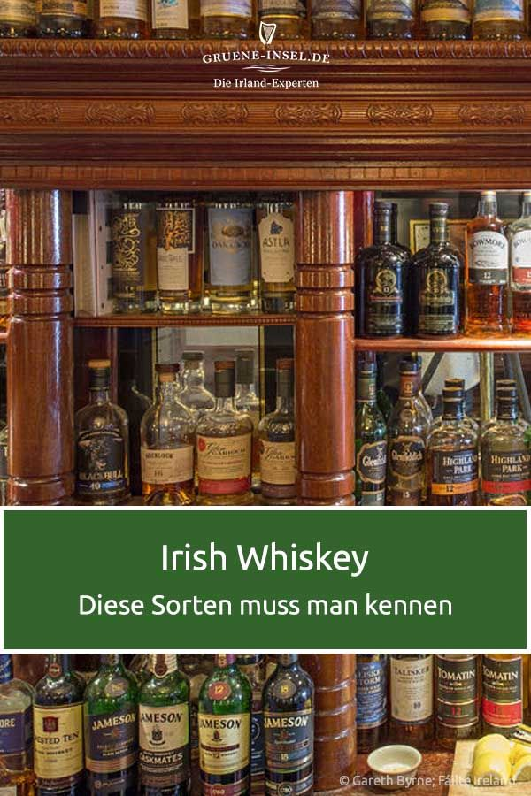 Photo of Irish Whiskey: looks back on a story as wild as the G …
