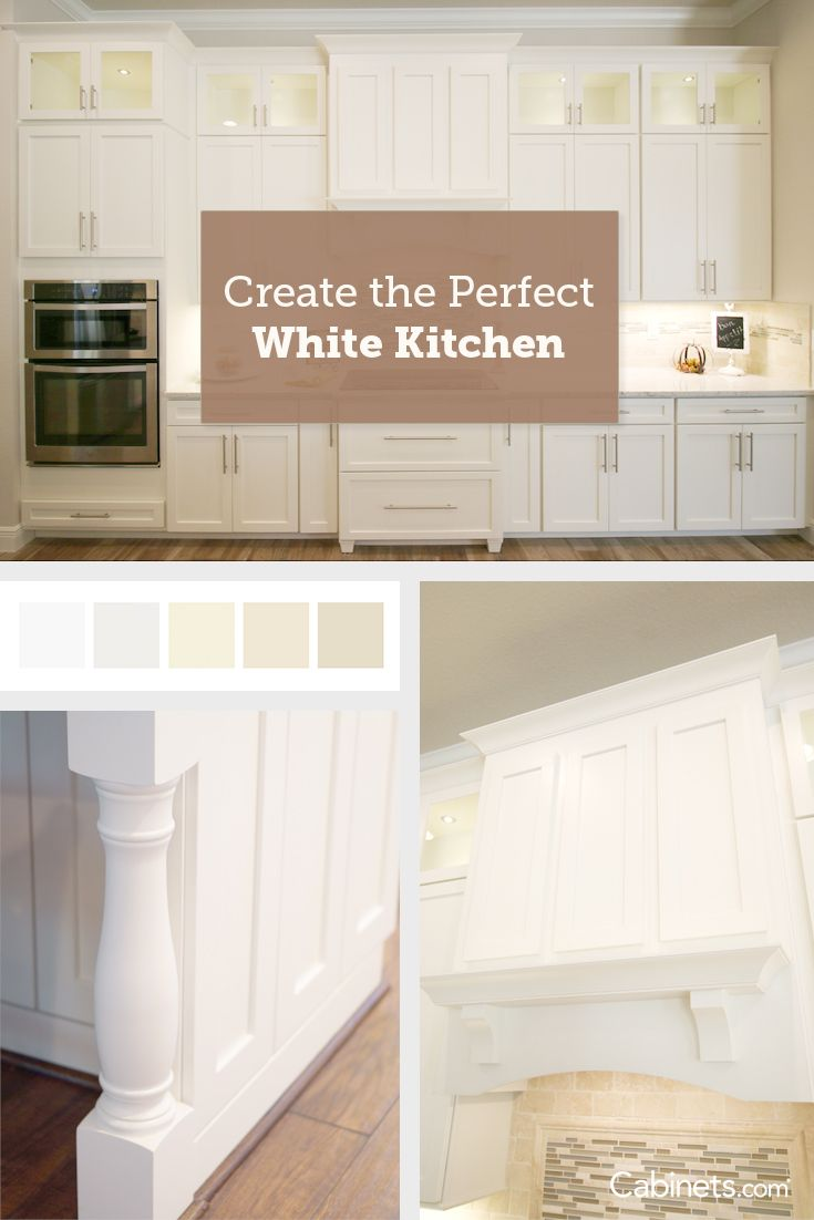 White Or Off Painted Cabinets Are At The Top Of Request