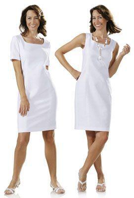 7972 Burda Schnittmuster Kleid