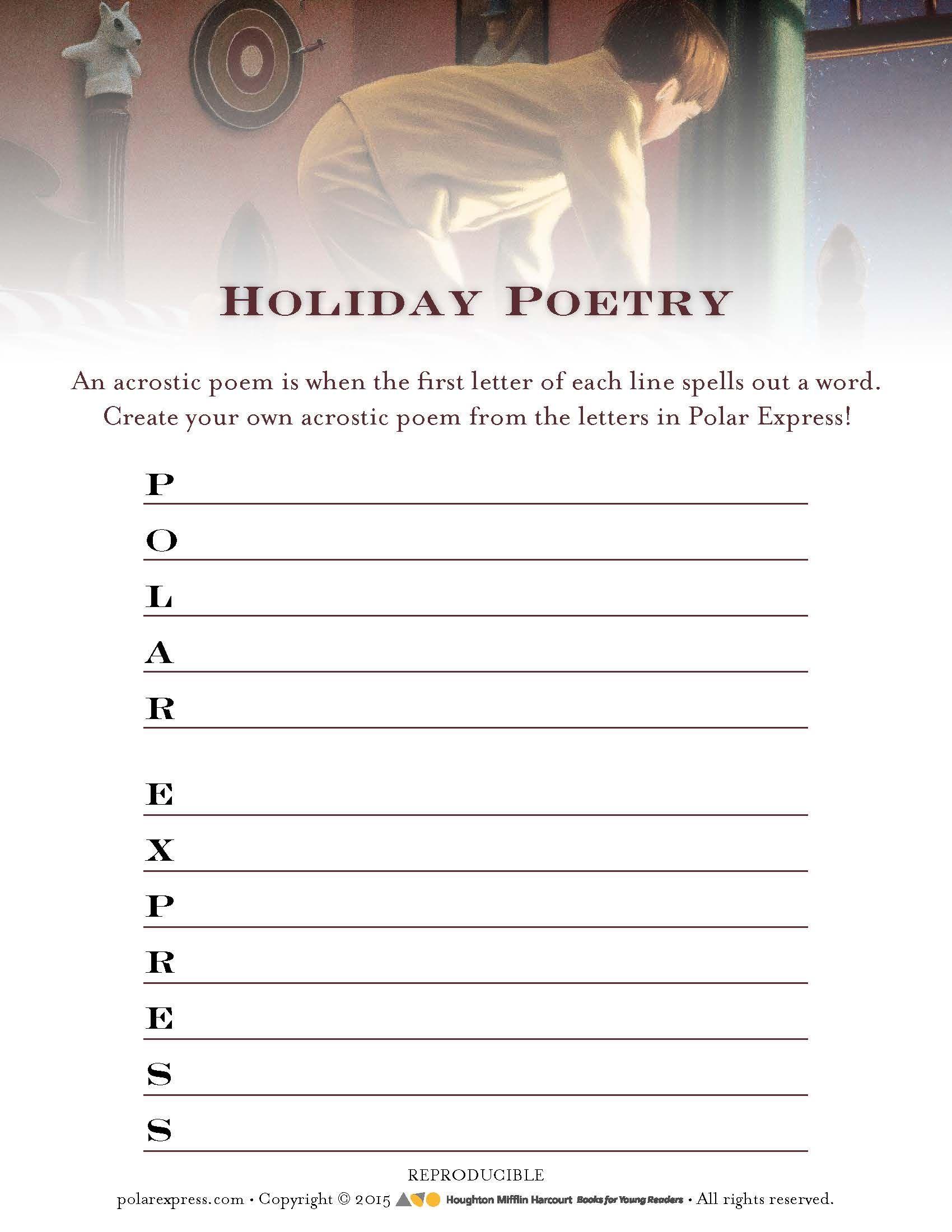 Blank Illustrated Acrostic Poem Worksheets Handwriting Lines Worksheet Printout Enchantedlearning Com Our Name Acro Acrostic Acrostic Poem Poem Template [ 1649 x 1275 Pixel ]