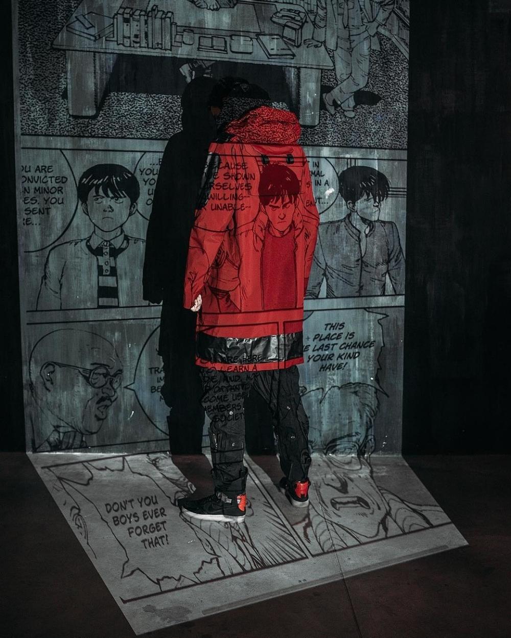 Pin by Chuck Deets on Characters Akira anime, Cyberpunk