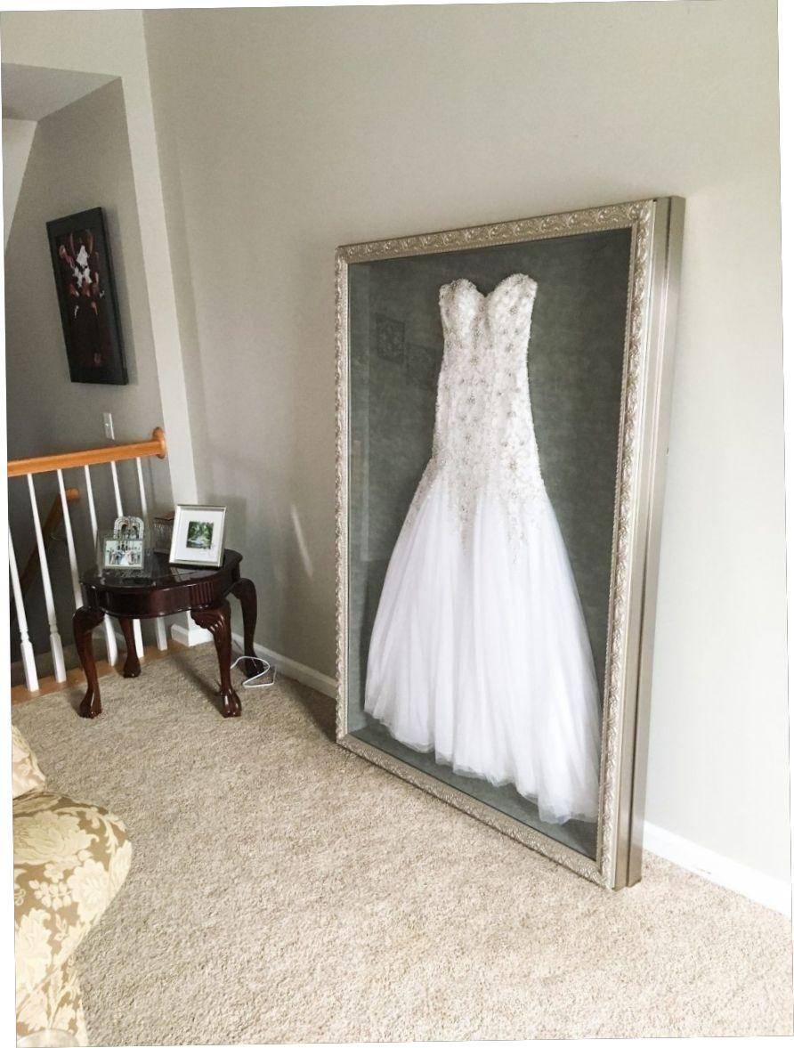 wedding dress preservation in 2019 | wedding dress frame