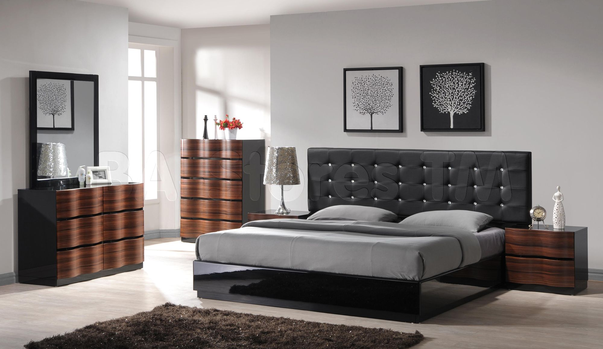 Boston Bedroom Set Platform Bedroom Sets Bedroom Interior Contemporary Bedroom Furniture