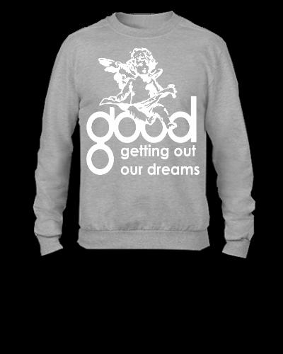 good music - Crewneck Sweatshirt
