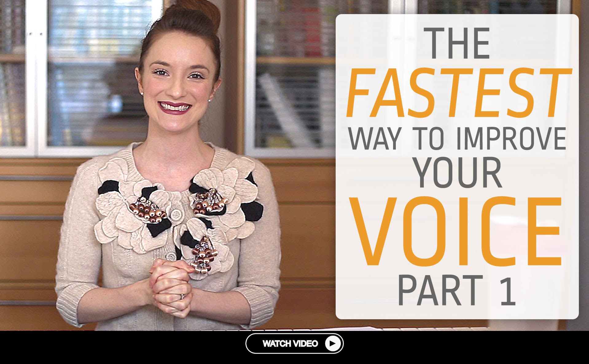 The Fastest Way To Improve Your Singing Voice Part I