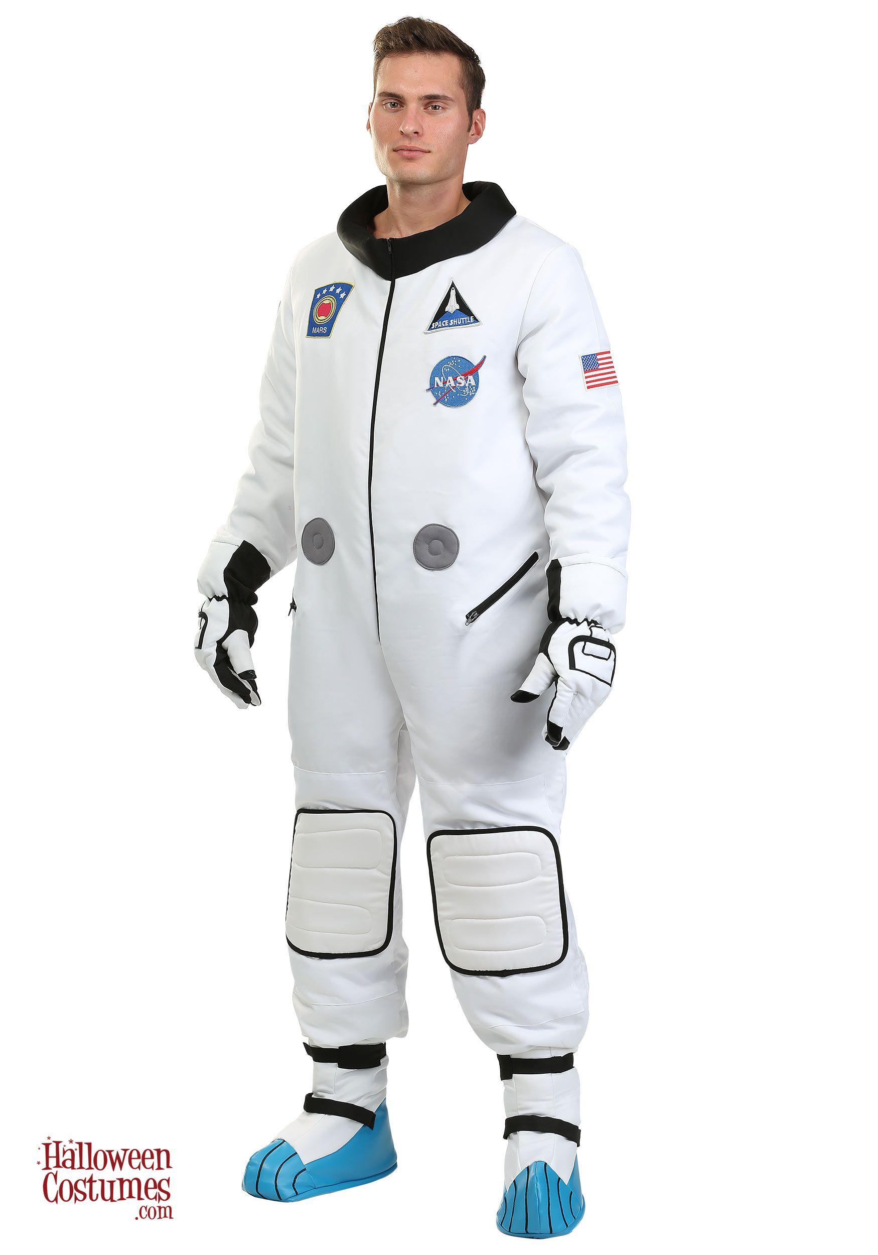 Men's Deluxe Astronaut Costume Exclusive Astronaut