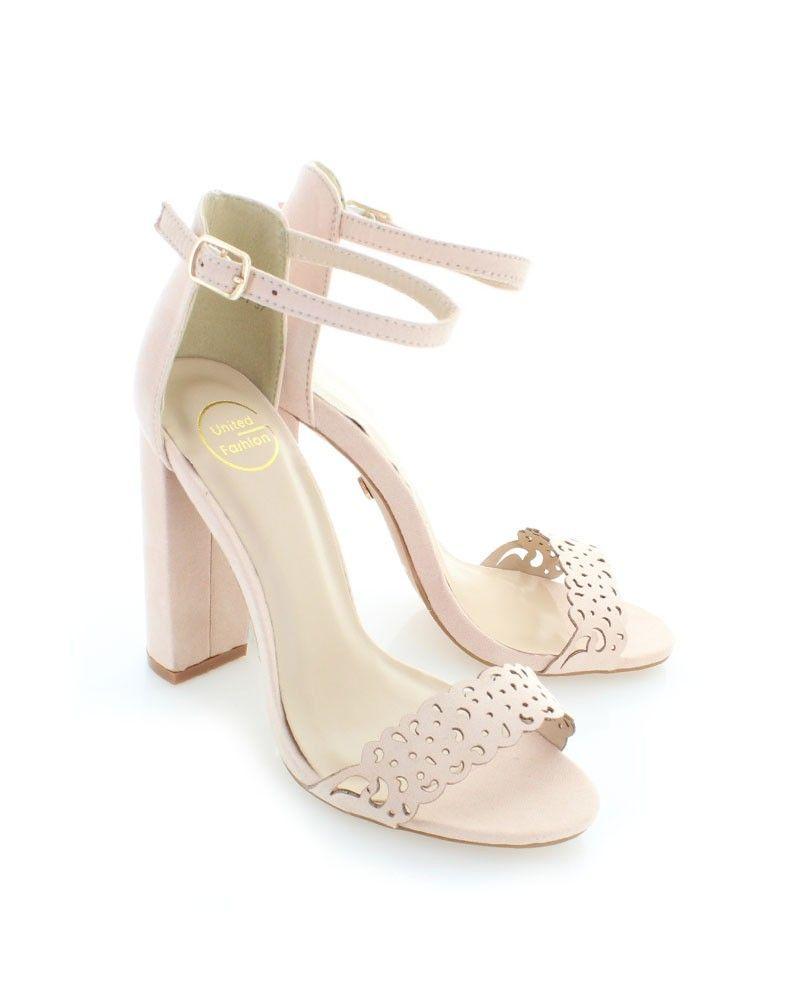 0c5d04e3558b Béžové sandály Dalab - Nízké - Sandály - Dámská obuv