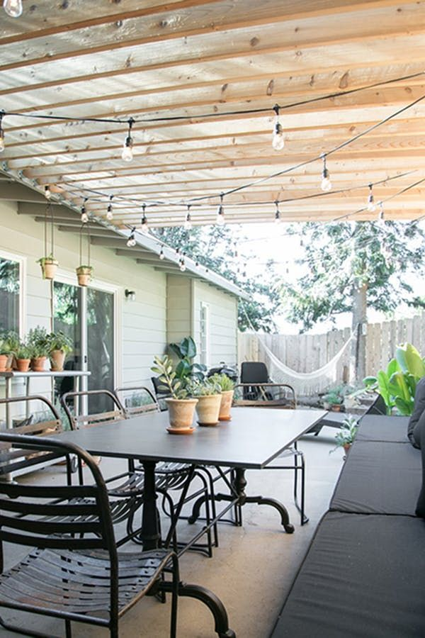11 Chic Ways to Make Your Yard More Private  via @PureWow
