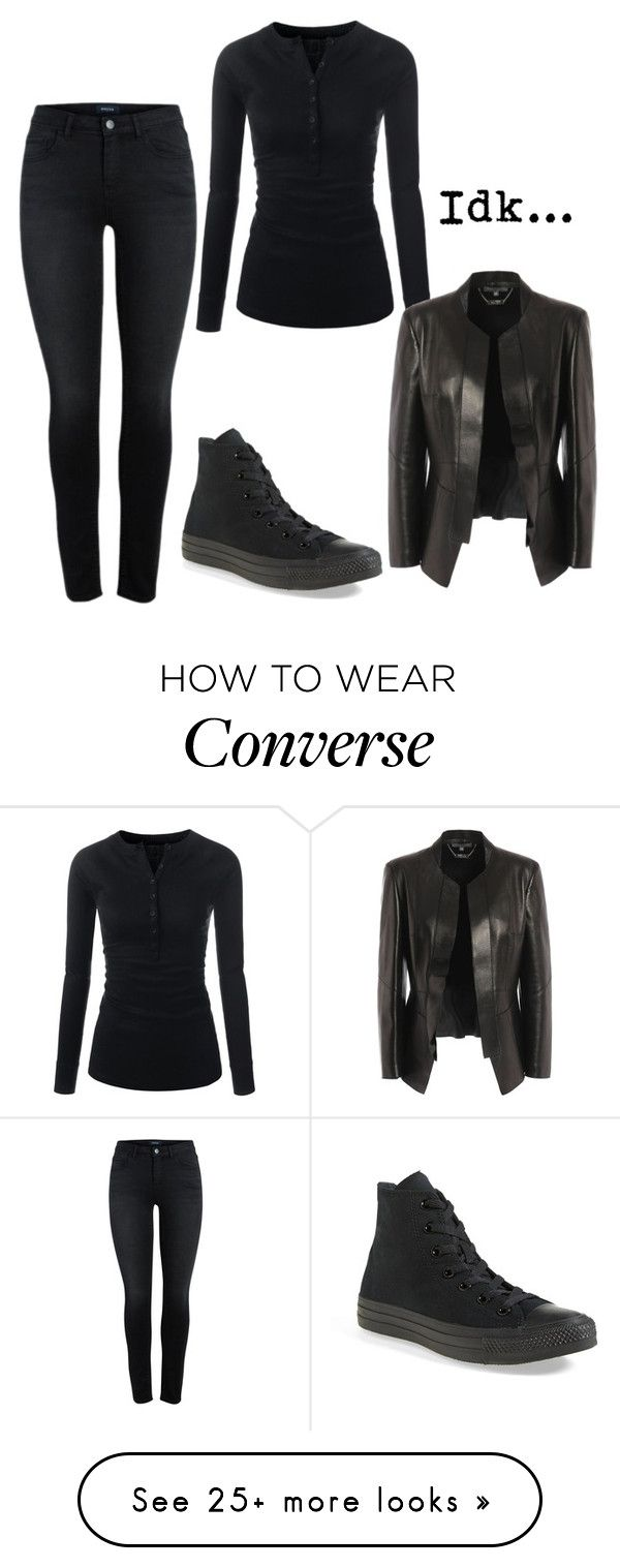 """Untitled #338"" by lenajfam on Polyvore featuring Alexander McQueen and Converse"