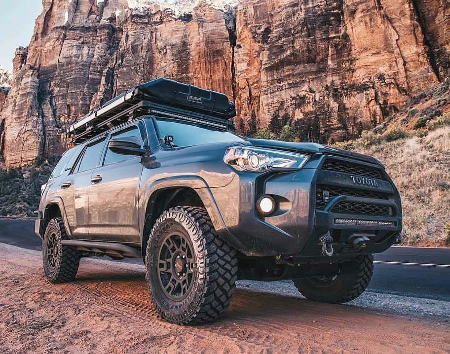 Toyota Of Everett >> Pin by Everett Altman on 4Runners | 4runner mods, Toyota ...