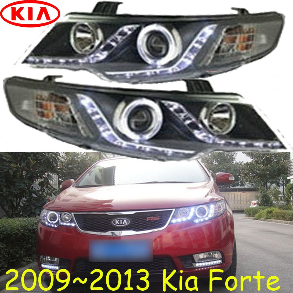Kla Forte Headlight20092013free Ship Fogled2ps 2pcs Kia Headlight Fogled