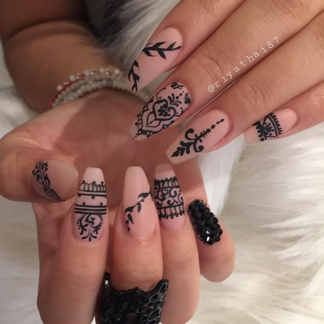 Pin de andreamp22 en Diseño de uñas | Pinterest | Diseños de uñas ...