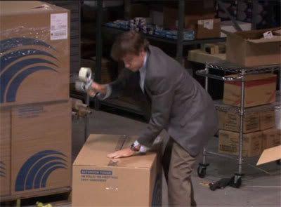 The Office  Season 1: Episode 4
