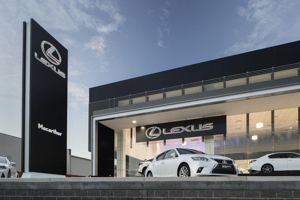 Lexus Opens First Dealership In Camden Region The Booming South West Sydney Region Is Now Serviced By All New Lexus Dealership L New Lexus Lexus Lexus Dealer