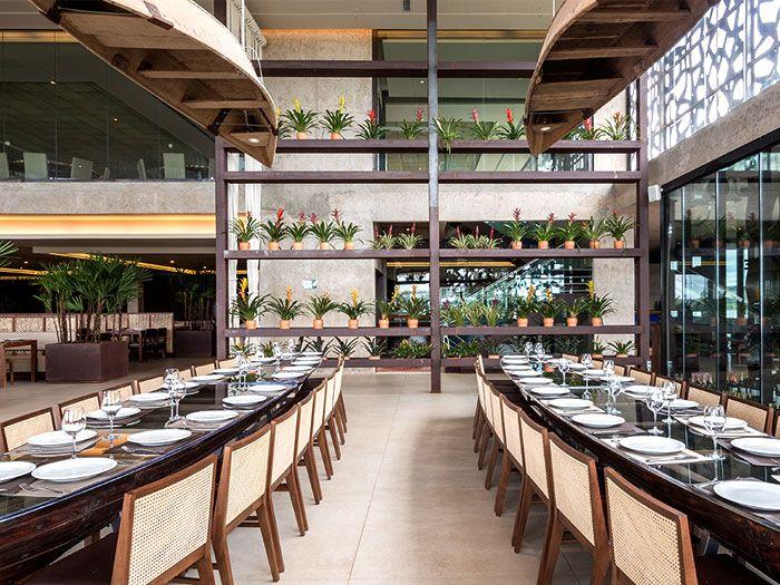 Nau Restaurant Interior Decor Sea Theme 5