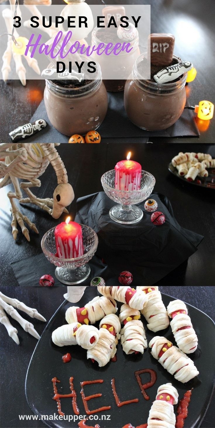 how to throw a halloween party on a budget
