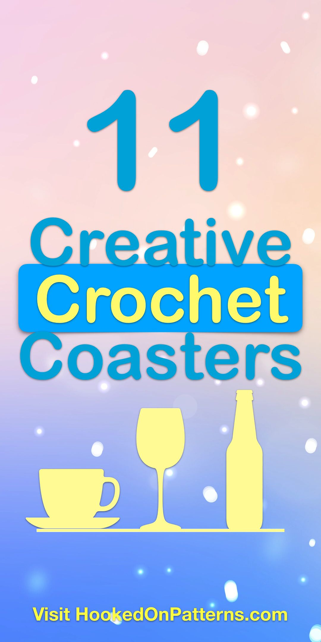 Photo of 11 Awesomely Creative Crochet Coasters – Find Your Next Project Here!