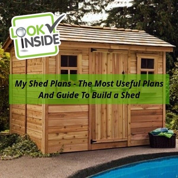 Free Diy 10x12 Storage Shed Plans If You Need Extra Storage Space These Shed Plans Can Solve That Problem Sheds Diyp Diy Shed Plans Storage Shed Plans Shed