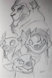How To Draw The Lion King Hyenas Yahoo Image Search Results Drawings Lion King Disney Art Hyenas are creatures that inhabit the pride lands. how to draw the lion king hyenas