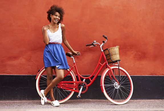 Exploring a city solo? Bike it! / image: Getty Images