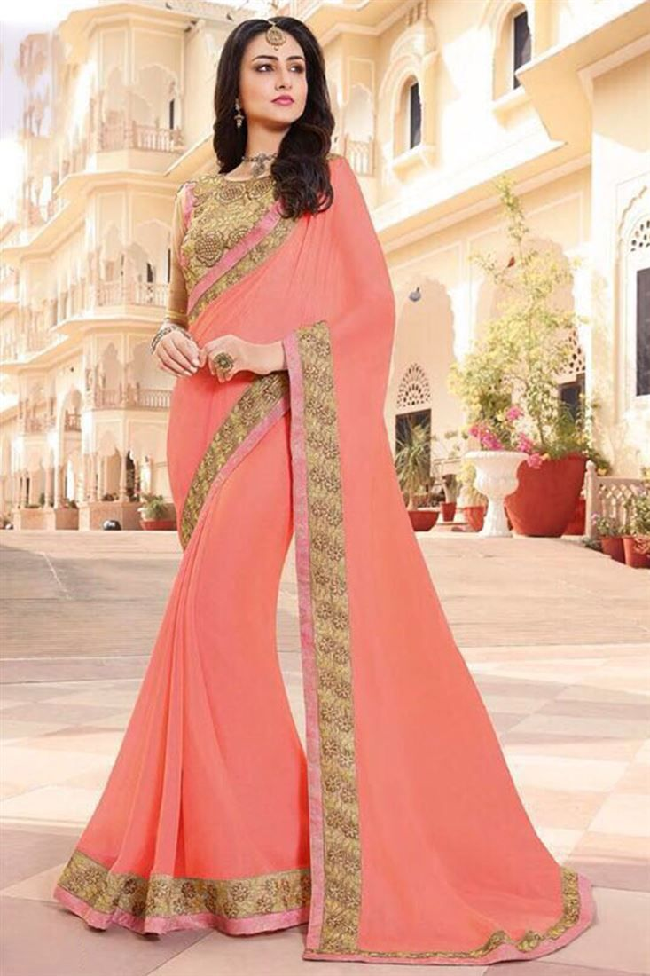 Indian Traditional Latest Pretty Saree Designs 2018 2019 For Ladies Saree Designs Saree Jamdani Saree