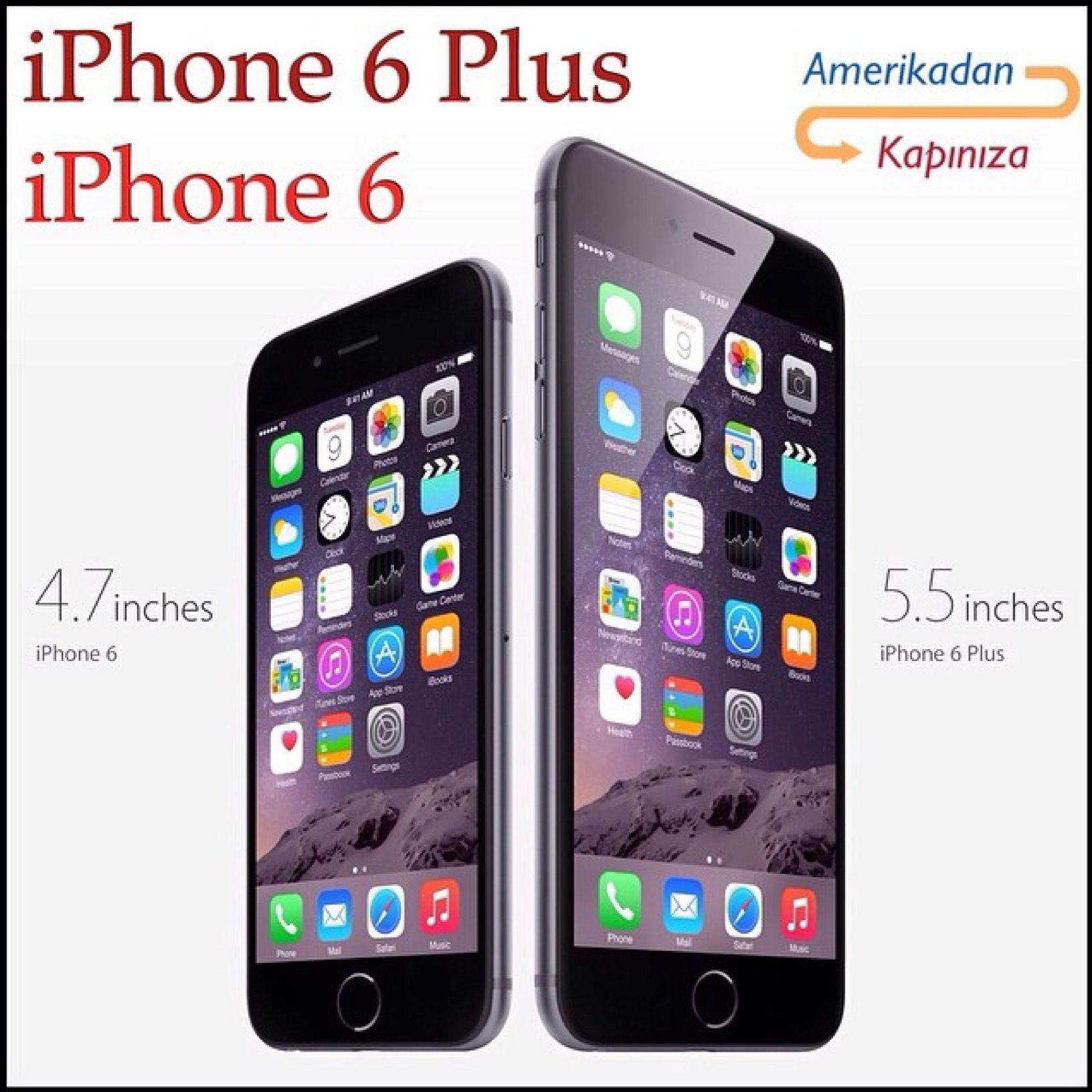 Asla Apple dan Vazge§mem Diyenlere amerikadankapiniza apple applestore iphone iphone6 iphone6plus