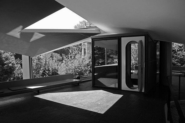 Le Corbusier - Heidi Weber Haus Architecture