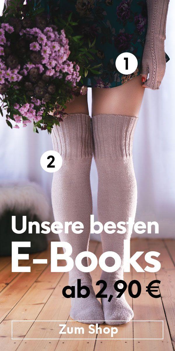 Photo of ▷ Anleitung: Regia Pairfect – Strickstrümpfe mit gerollten Kanten und Zickzackmuster | sockshype.com