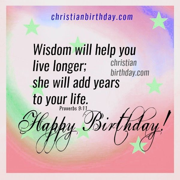 Bible Verse For Birthday Card 2 Verses With Images Wishes Christian