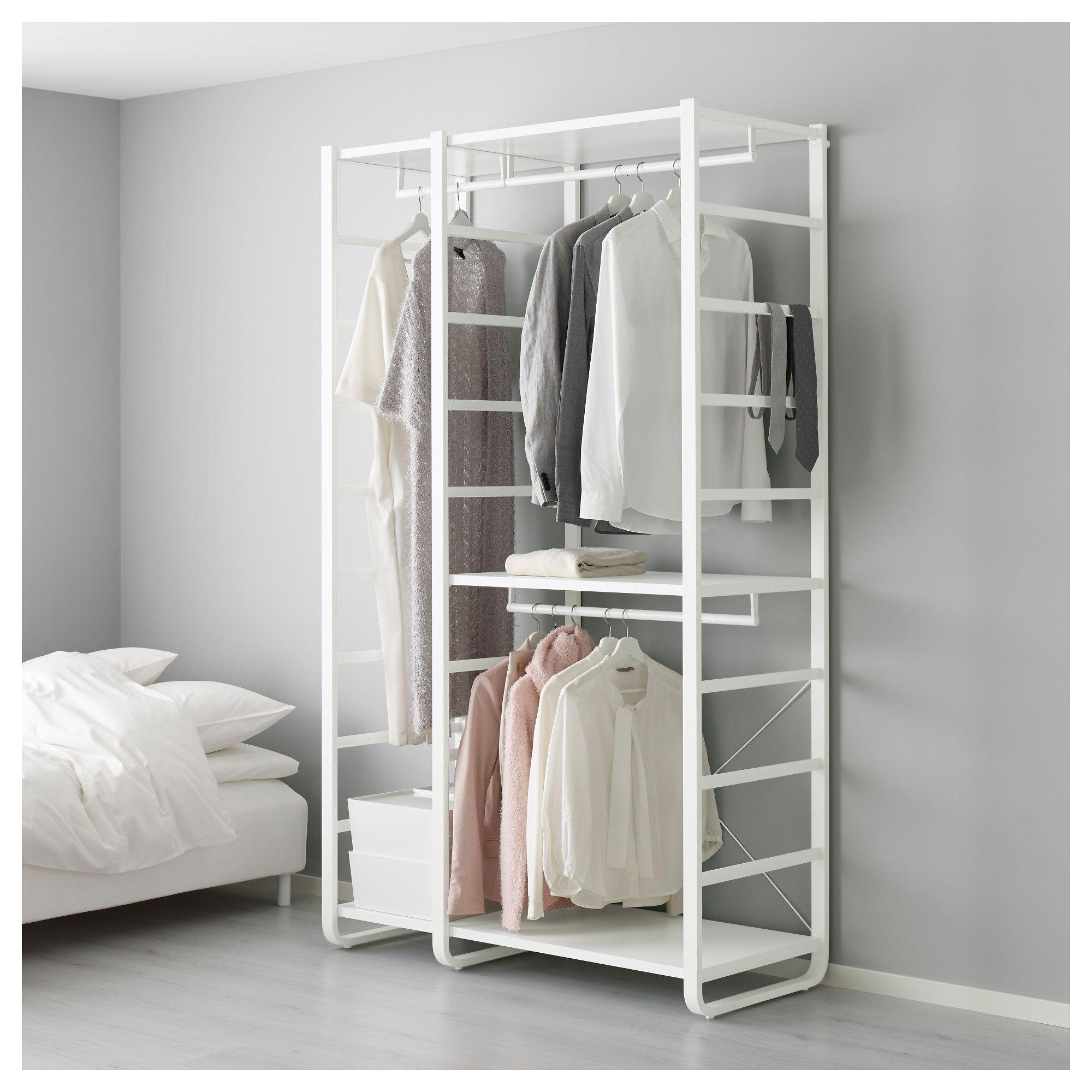 ELVARLI 2 Elemente, weiß | Homedecor | Pinterest | Elemente, Ikea ...