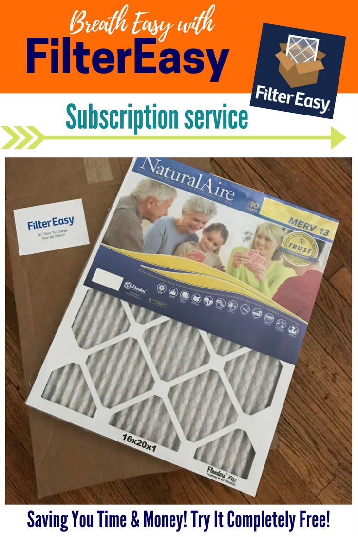 FilterEasy Never to Change Your Air Filter Again