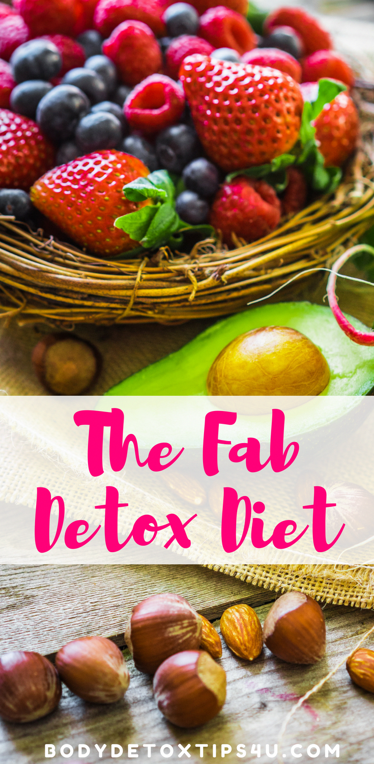 11 day fabulous detox diet to lose weight and feel amazing with your body! #