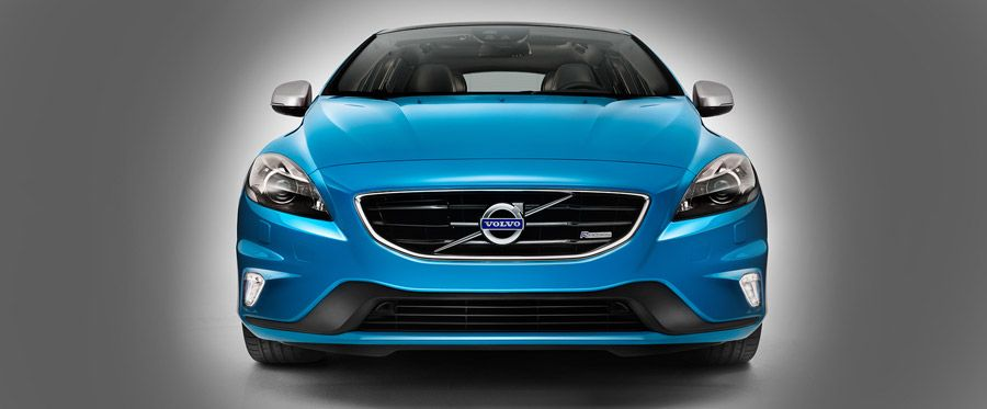 The new sexy Volvo V40 R-Design