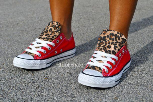 4f4db036b85d converse shoes leopard print  Shop for converse shoes leopard ...