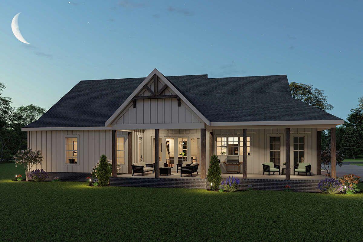 33+ Modern farmhouse kits ideas