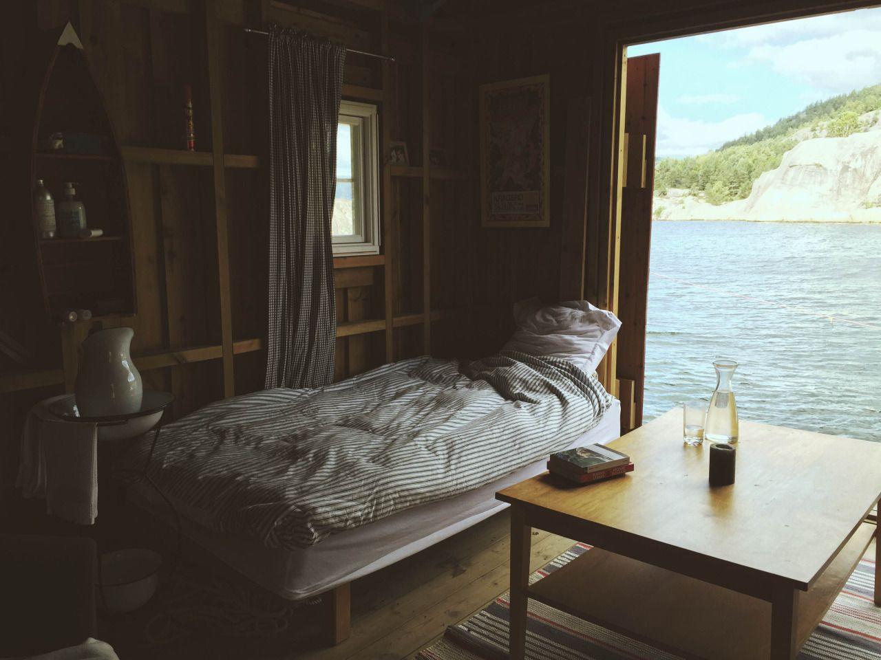 Kleines haus zu hause exterieur-design cabin porn  orchester survival und hütten