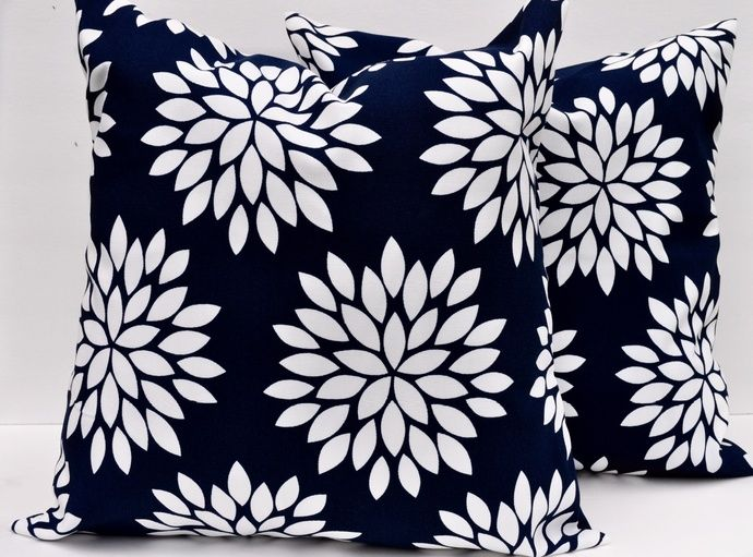 #Handmade decorative #pillowcovers give a whole new look to a room. from Arlyn's Creations on #ZIBBET