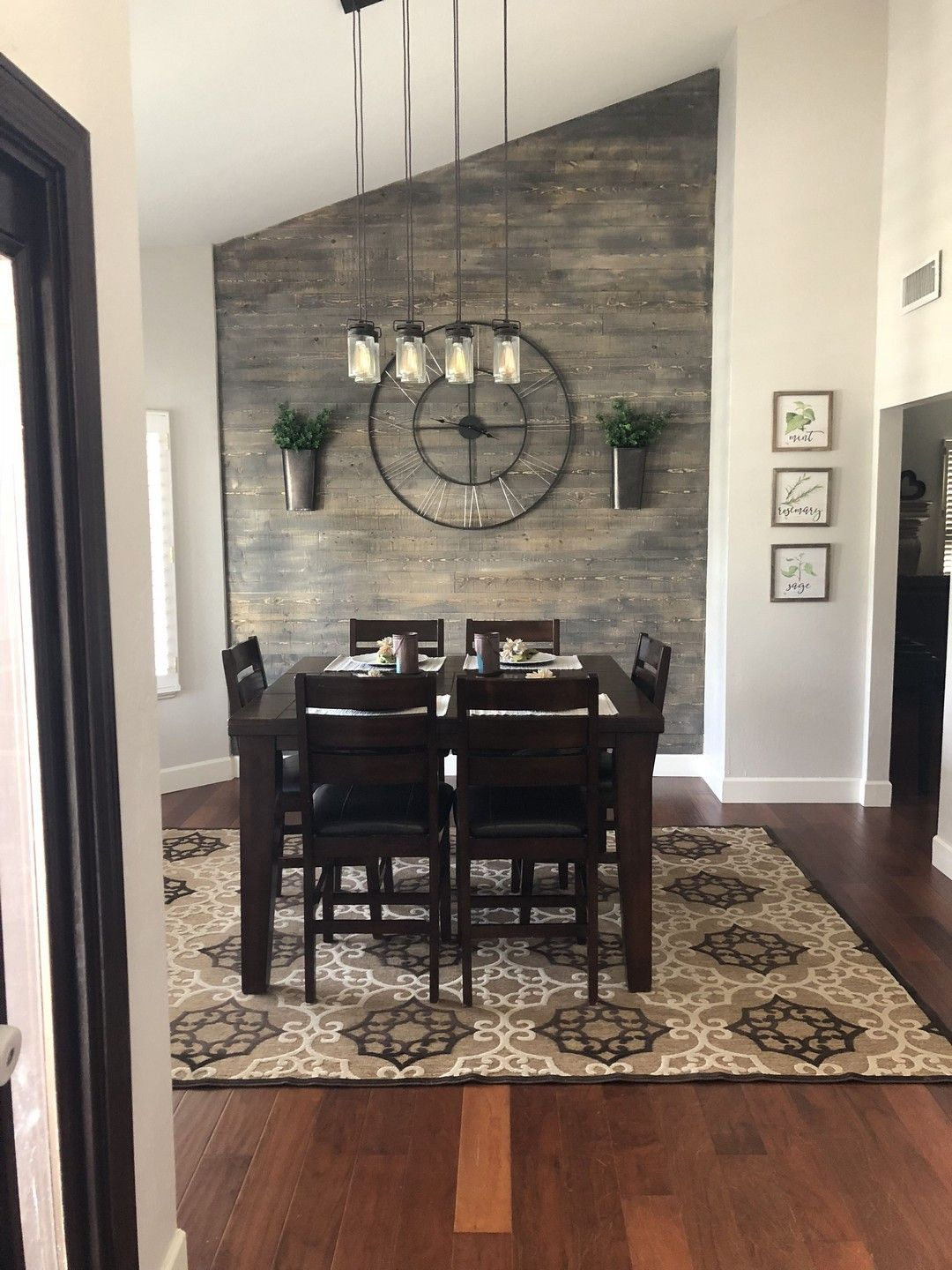 22 Cheap And Easy Diy Shiplap Wall Dining Room Decor Shiplap
