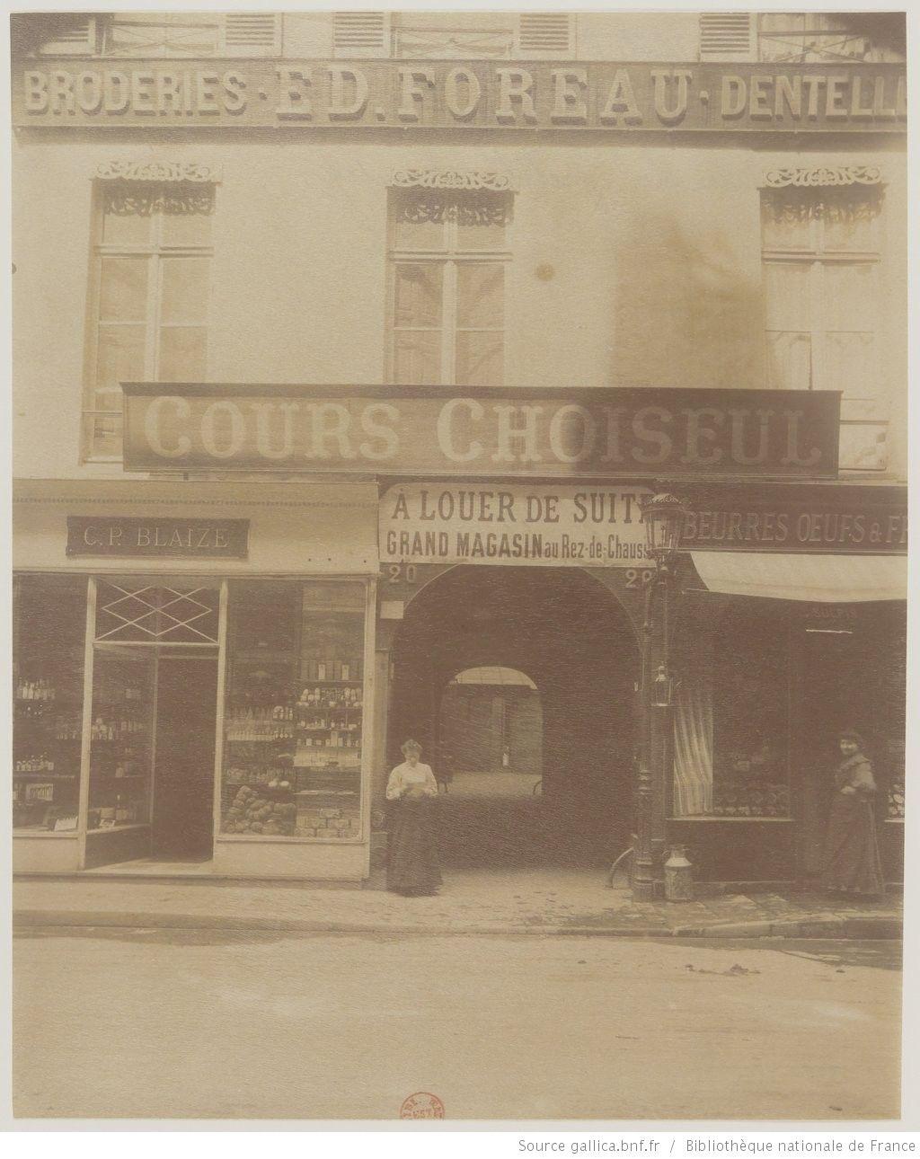 Paris 2e - Hôtel Chabanais de Saint-Pouange : 20 rue des Petits Champs…