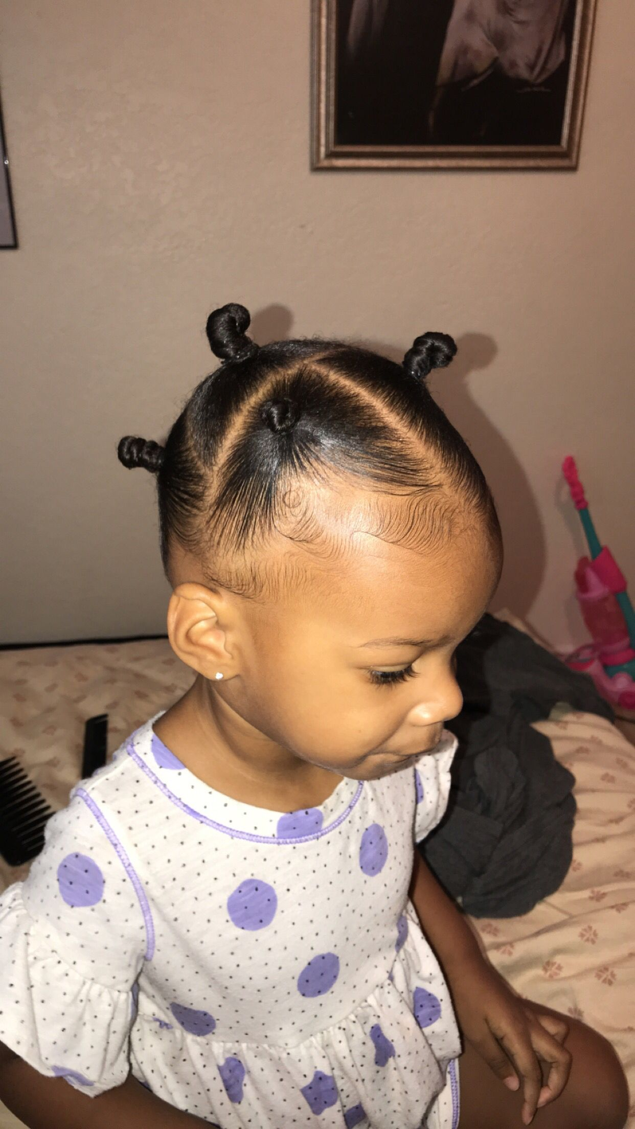 african american girl #hairstyle black toddler hairstyle