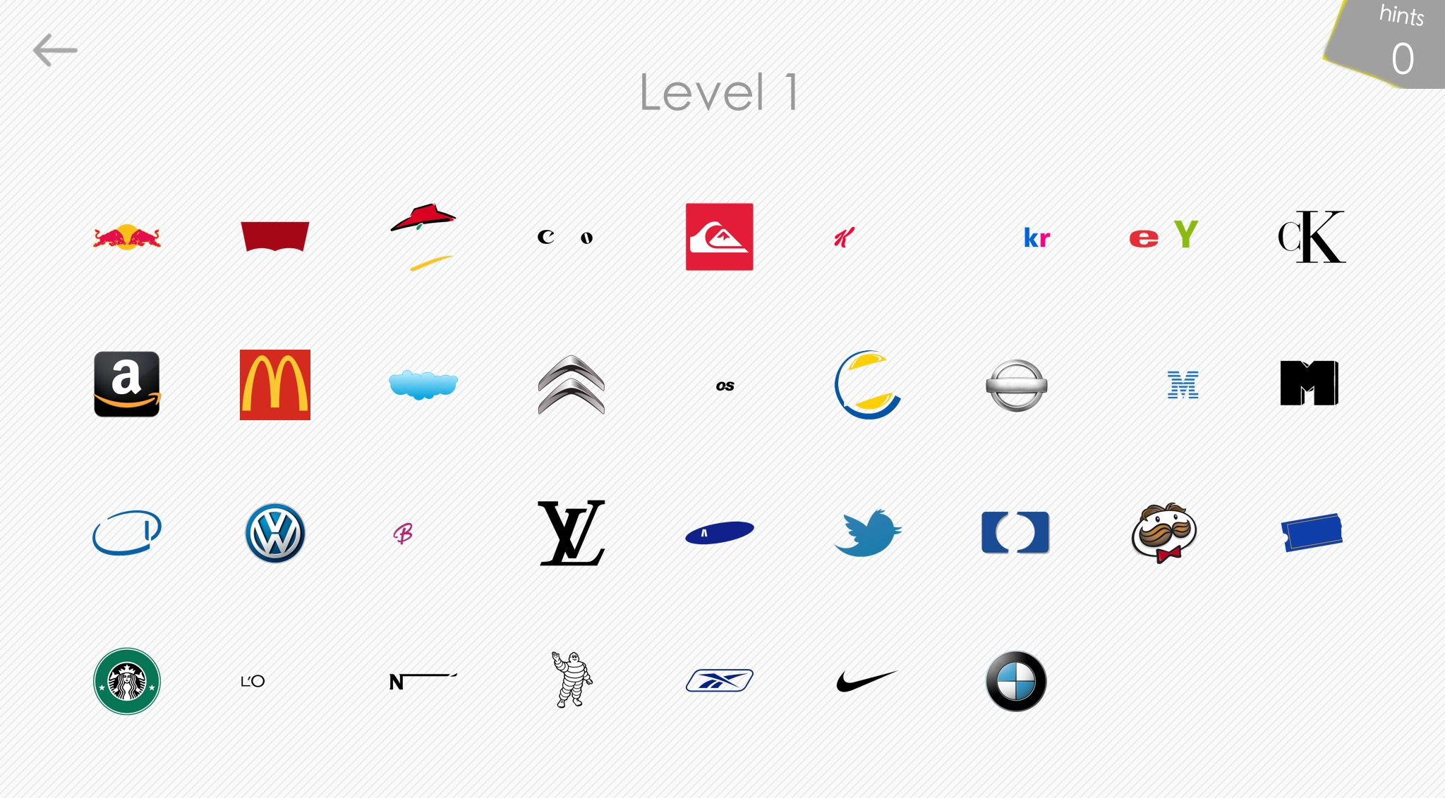 Think You Re Good At Recognizing Logos Try This Fun And Challenging App Called Logos Quiz To Find Out Guess The Name Logo Quiz Guess The Logo Logo Quiz Games