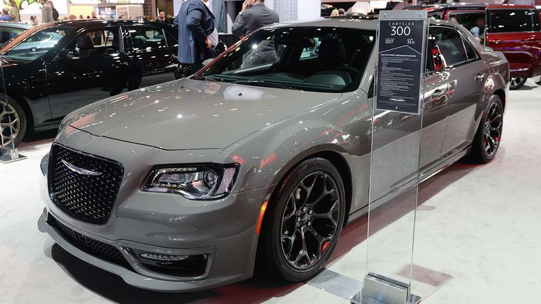 The 2017 Chrysler 300S gets new Sport Appearance Packages, for the