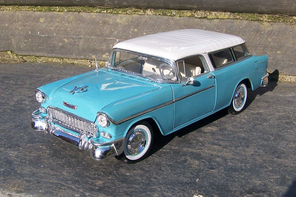 Chevrolet Bel Air Nomad 1955 #1 | by Smallmind