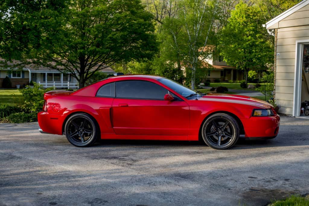 Fits Ford Mustang Wheels Saleen Rims Fr06b Black Staggered Ford Mustang Saleen Mustang Mustang Wheels
