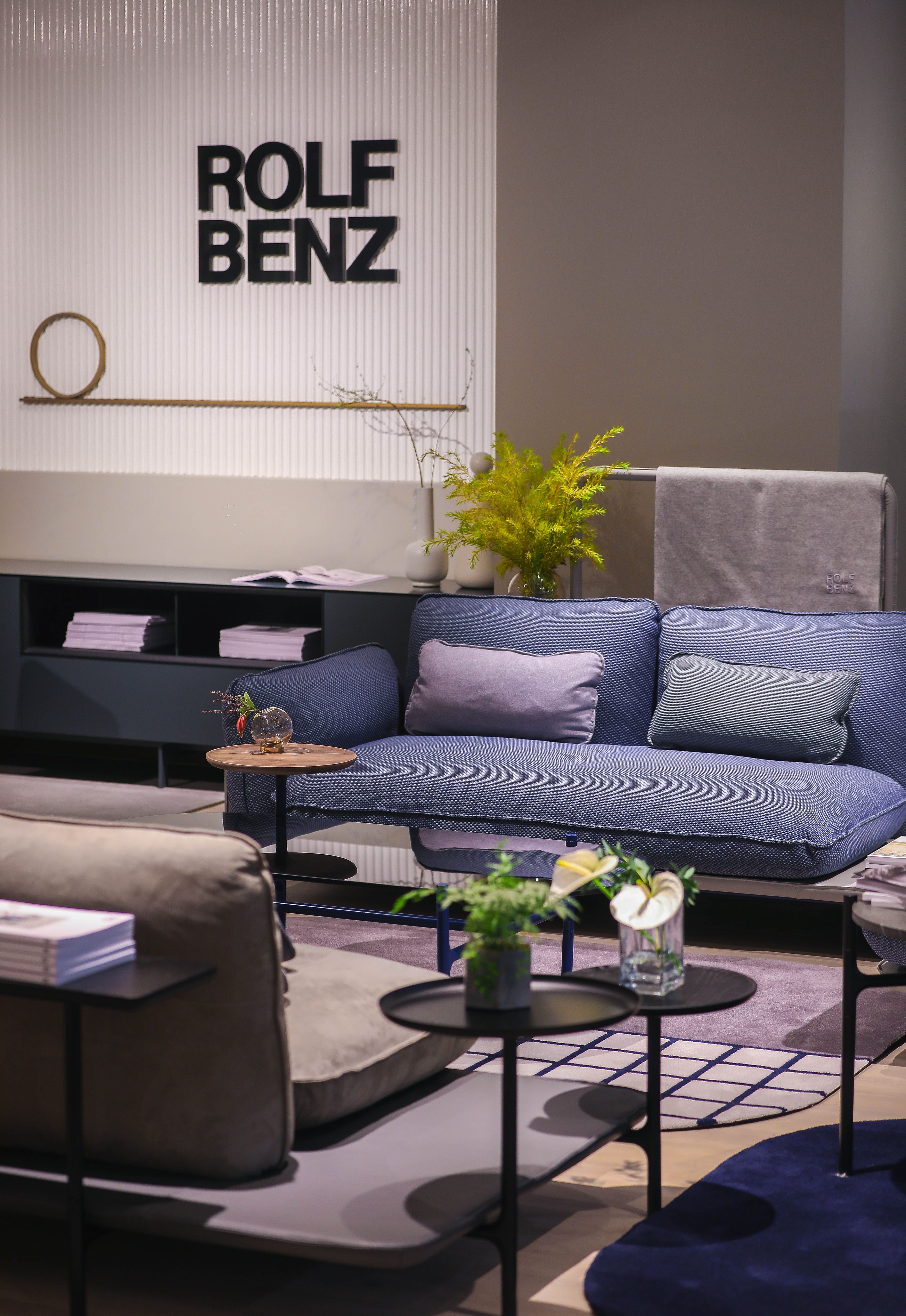 Rolf Benz Addit In Shanghai In 2020 Furniture Home Decor Furniture Mall